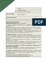 Roberto Manero - Introducción Al Análisis Institucional - Ficha