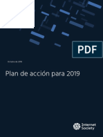 2019 ISOC Action Plan ES