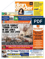 Indian Weekender 26 April 2019