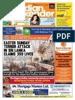 Indian Weekender 26 April 2019