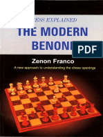 Chess Explained The Modern Benoni (Franco).pdf