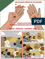 Hojita Evangelio Domingo II Pascua c19 Serie