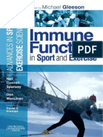 (Advances in Sport and Exercise Science Series'',) Connell Neil, Michael Gleeson, Don MacLaren - Immune Function in Sport and Exercise_ Advances in Sport and Exercise Science Series-Churchill Livingst.pdf