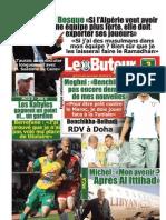 LE BUTEUR PDF du 03/11/2010