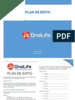 Plan de Exito Onelife