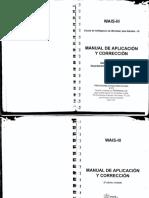 WAIS III Manual.pdf
