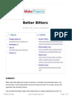 Better Bitters