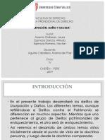 Diapositivas Derecho Penal 3