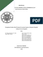 Proposal Kkn-ppm Air Nipis 2003 (2)