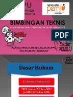 Bimtek Tungsura Ppk 2019-1