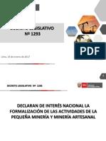 Ppt - Dl 1293 Dirigido a Drems 23012017