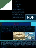 Aeropuerto s y sus categorías