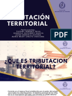 Tributacion Territorial en Colombia