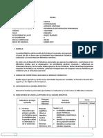 Silabo IC Desarrollo de Fortalezas Personales 2017.1