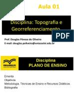 Topografia e Georreferenciamento Aula 01 [Salvo automaticamente].pptx