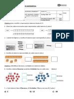 Prueba Matemática Mayo