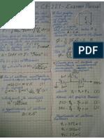 Solucionario del examen final de Fisica 2-UNI