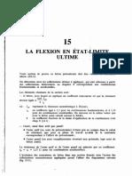 15-Chapitre_15_la Flexion en État Limite Ultime