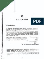 17-Chapitre 17 La Torsion
