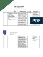Planificación Unidad de Aprendizaje 2 8º Ciencias Naturales 2017