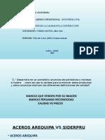 Evalución Del Diseño Sísmico y Estructural en Las Edificaciones Vulnerables Del Distrito de Independencia
