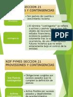 Diapositivas Provisiones y Contingencias