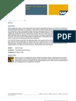 SAP BI Global Report Variable User Exit Modularization