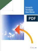 Innovacion tecnologica ideas basicas.pdf