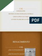 Ficha Renacentista