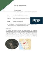 Informe Del Estado Situacional de La Municipalidad