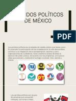 Partidos Políticos de México