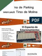 estacionamientos tirso de molina