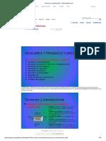 Sensores y Transductores - Monografias.com