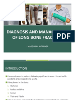 Long Bone Fracture Management - Dr. Iman