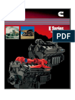 Motor Cummins Kta-38