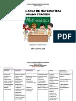 Plan de Area Grado Tercero