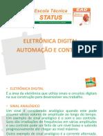 Aula de Eletrônica Digital, Automação e Controle.pdf