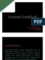 funciones simbolicas