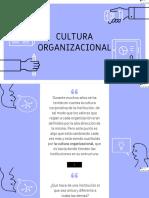 3Cultura organizacional