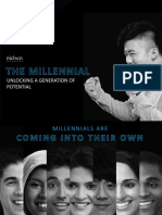 The Millennial - Unlocking a Generation of Potential