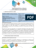 Syllabus Del Curso Extensión Agrícola
