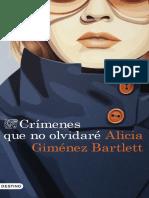 Crímenes que no olvidaré