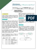 Teoria + Exercícios Carboidratos e Lipídios