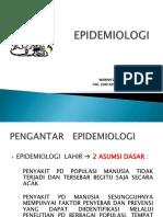 1. Epidemiologi