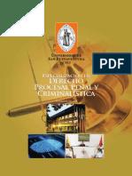 Derecho Procesal Penal y Criminalistica 2016-II