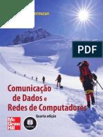 Comunicação de Dados e Rede de Computadors 4 Edição Forouzen - Livro