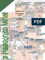 2° Encuentro Patagónico de Mini Tenis Argentina 2010
