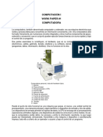 Work Paper #1 Computadora