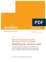 Accenture Outlook Mobilizing World Work ATT Mobility