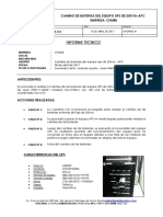 CHUBB-CAMBIO DE BATERIAS UPS 20KVA APC.docx